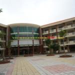 Thi công vách ngăn vệ sinh tại Trường Nguyễn An Ninh – Dĩ An – Bình Dương