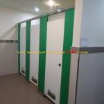Vách ngăn vệ sinh của Khách Sạn Tại Ninh Thuận