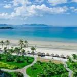 Vách ngăn vệ sinh ở Bãi Tắm tại Thành Phố Nha Trang – Khánh Hòa