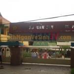 VachNgan3V.com thi công vách ngăn WC tại trường Mầm Non Quận 3 HCM
