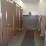VachNgan3V.com thi công Vách ngăn phòng vệ sinh tại Khách Sạn Thành Phố Tây Ninh