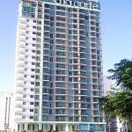 Vách ngăn nhà vệ sinh cho Khách sạn àlacarte Đà Nẵng
