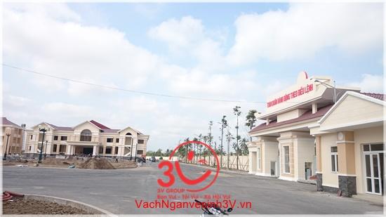 Vách Ngăn Vệ Sinh 3V thi công Vách ngăn vệ sinh tại Cần Thơ cho Vincom1 thuộc tập đoàn VinGroup