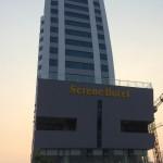 3V thi công vách ngăn vệ sinh khách sạn SERENE HOTEL tại ĐÀ NẴNG