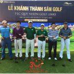 3V thi công Vách ngăn vệ sinh Compact HPL tại sân Gofl Quy Nhơn – Bình Định