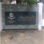3V thi công vách ngăn toilet trường Quốc tế Singapore tại Bình Chánh, Tp HCM
