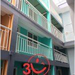 3V  thi công vách ngăn vệ sinh compact HPL tại khu nhà cho thuê đường Nguyễn Sĩ Sách, TP HCM