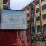 3V GROUP thi công vách ngăn vệ sinh trường mầm non tư thục Hồng Ân – Gò Vấp