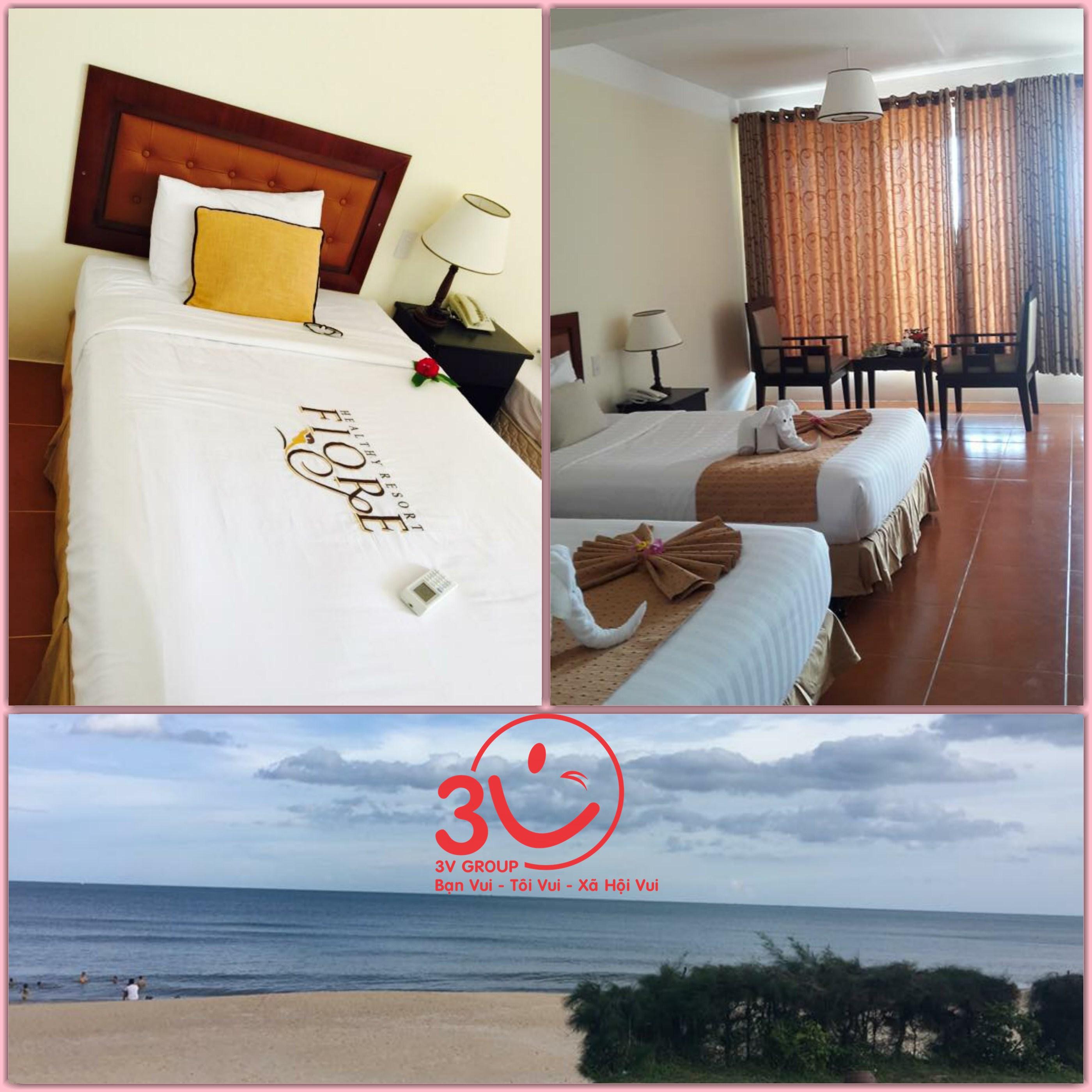 3V hào hứng đến với Fiore Health Resort – một khu nghỉ dưỡng tuyệt vời đạt tiêu chuẩn 4 sao