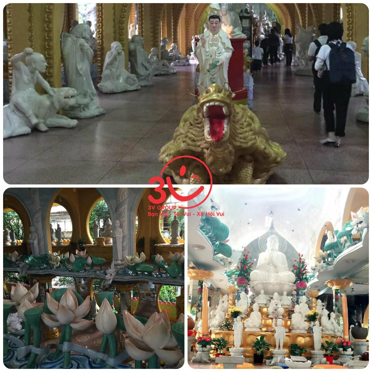 Chùa Kỳ Quang II tọa lạc tại 154/4A Lê Hoàng Phái, P.17, Quận Gò Vấp là một trong những địa chỉ vàng của thành phố Hồ Chí Minh mà các nhà hảo tâm tìm đến hiện nay