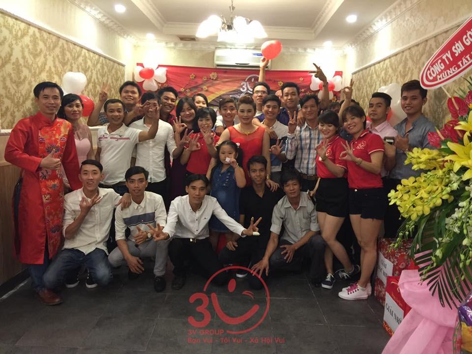 """tất niên """"YEAR END PARTY"""" công ty ngày 31/12/2016 vừa qua Ấm cúng, tươi vui, thân thiện, chuyên nghiệp"""