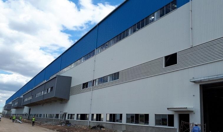 Vách ngăn vệ sinh HPL Nhà máy Cheng Loong bền đẹp với thời gian