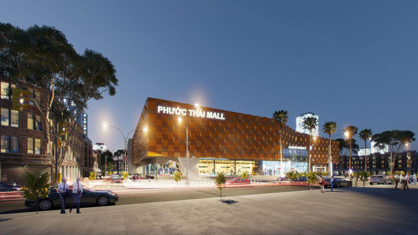 3V xây dựng vách ngăn vệ sinh tại Trung tâm thương mại Phước Thái – Đồng Nai