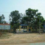Lắp đặt vách ngăn toilet ở Trường tiểu học Tân Nghĩa