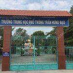 Lắp đặt tấm vách ngăn vệ sinh compact Trường THPT Trần Hưng Đạo, Bà Rịa Vũng Tàu