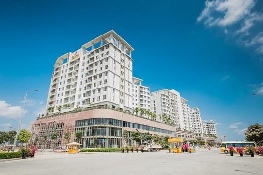 Dự án vách ngăn vệ sinh khu căn hộ Sarimi CTCP Đầu Tư Địa Ốc Đại Quang Minh, Quận 2, TP HCM