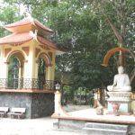 3V thi công vách nhà vệ sinh đẹp cho dự án Chùa Thiền Quang
