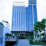 Dự án vách ngăn compact hpl ở Trung tâm hội nghị tiệc cưới Emerald, Thủ Đức, HCM