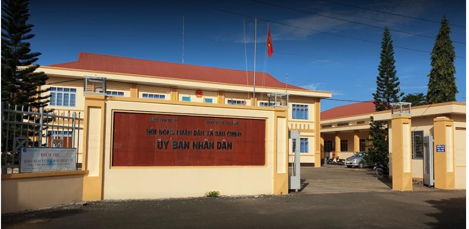 3V bàn giao vách ngăn nhà vệ sinh compact đẹp cho UBND Xã Bàu Chính, Bà Rịa Vũng Tàu