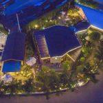 3V thi công vách Compact Trung tâm Thương mại và Giải trí Cà Na – Tây Ninh