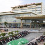 Công trình vách ngăn hpl Bệnh viện Đa khoa Thanh Vũ Medic II, TP Bạc Liêu
