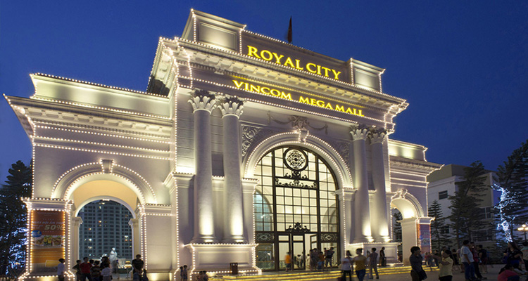Vách ngăn vệ sinh Hà Nội – Dự án Khu vui chơi trẻ em Royal City