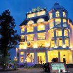 Vách ngăn vệ sinh MFC Trung tâm hội nghị tiệc cưới Garden Palace – TP Đà Lạt