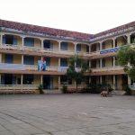Thi công vách ngăn vệ sinh compact uy tín tại trường THCS Lê Vĩnh Hoà, Sóc Trăng