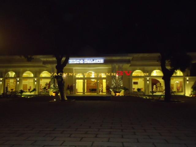 Cung cấp vách ngăn vệ sinh MFC Nhà hàng Eros Palace Biên Hòa – Đồng Nai