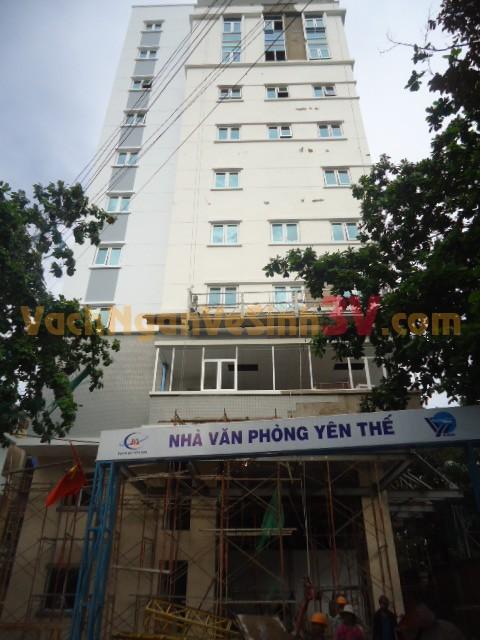 3V GROUP cung cấp vách ngăn vệ sinh compact tòa nhà cao ốc Hàng Không VietnamAirline, Quận Tân Bình, TP HCM- TP HCM