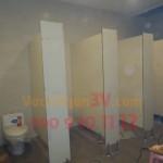 VachNgan3V.com cung cấp vách ngăn WC ở Bệnh Viện Đa Khoa tại Đồng Nai