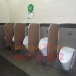 VachNgan3V.com thi công vách ngăn nhà vệ sinh tại Nhà Hàng Quận 10, TP. HCM