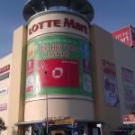 Thi công vách ngăn vệ sinh Đà Nẵng cửa siêu thị Lotte Mart
