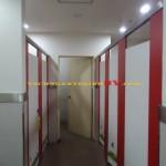 Xưởng sản xuất vách ngăn vệ sinh, vách ngăn di động giá rẻ