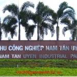 Thi công Vách vệ sinh 3V tại KCN Nam Tân Uyên – Bình Dương