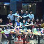 Công ty 3V và Câu lạc bộ Doanh Nhân Sài Gòn tổ chức giao lưu, họp mặt