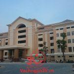 3V tiếp tục nhận thi công vách ngăn vệ sinh compact HPL nhà khách Bộ chỉ huy quân sự Cần Thơ
