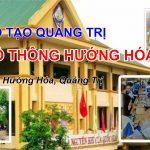 Lắp đặt tấm compact chịu nước cho Trường học THPT Huyện Hướng Hóa, Quảng Trị