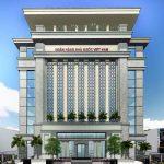 Thi công tấm compact hpl Ngân hàng nhà nước Việt Nam Quận 1 – TPHCM