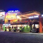 3V làm vách ngăn phòng vệ sinh cho Trạm Dừng Chân Stop & Go, Huyện Châu Thành, Tiền Giang