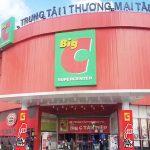 3V Group thi công vách ngăn wc compact hpl cho Siêu thị Big C Tân Hiệp, Biên Hoà, Đồng Nai