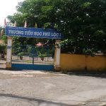 Vách ngăn vệ sinh Compact cho không gian đẹp Trường Phú Lộc 1, Huyện Thạnh Trị, Sóc Trăng