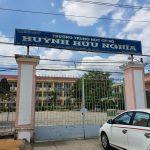 Vách ngăn vệ sinh HPL Trường học Huỳnh Hữu Nghĩa, Huyện Mỹ Tú, Sóc Trăng