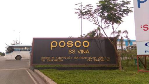 Lắp đặt vách ngăn MFC Nhà máy Posco KCN Phú Mỹ, Tân Thành, Bà Rịa – Vũng Tàu
