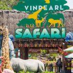 Thi công tấm Compact vách ngăn vệ sinh tại Vườn thú Vinpearl Safari Phú Quốc