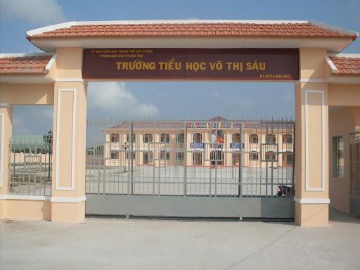 Chất lượng khi thi công vách ngăn wc tại trường tiểu học Võ Thị Sáu, Sóc Trăng